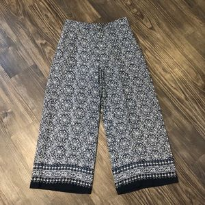 Coldwater Creek Flowy Pant Size Small